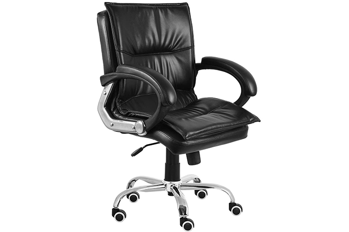Da Urban Miller Medium Back Revolving Office Chair