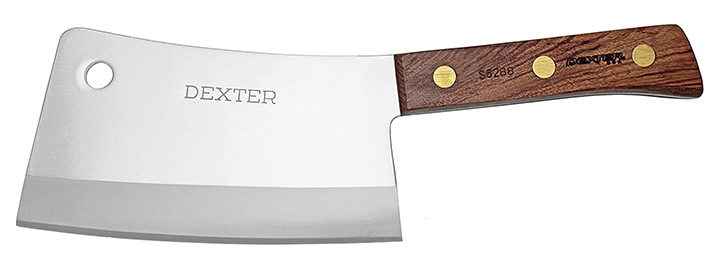 Dexter-Russell 8 Stainless Heavy Duty Cleaver