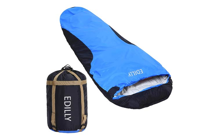 EDILLY Waterproof Sleeping Bag