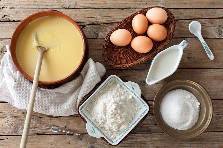 Easy Homemade Recipes To Make Custard