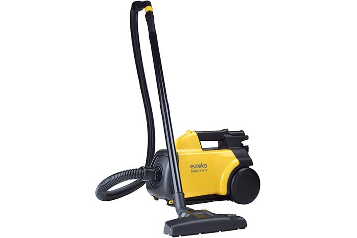Eureka Mighty Mite 3670 Corded Canister Vacuum Cleaner