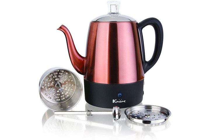 Euro Cuisine Electric Coffee Percolator