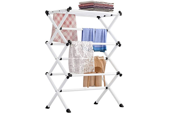 FKUO Clothes Drying Rack