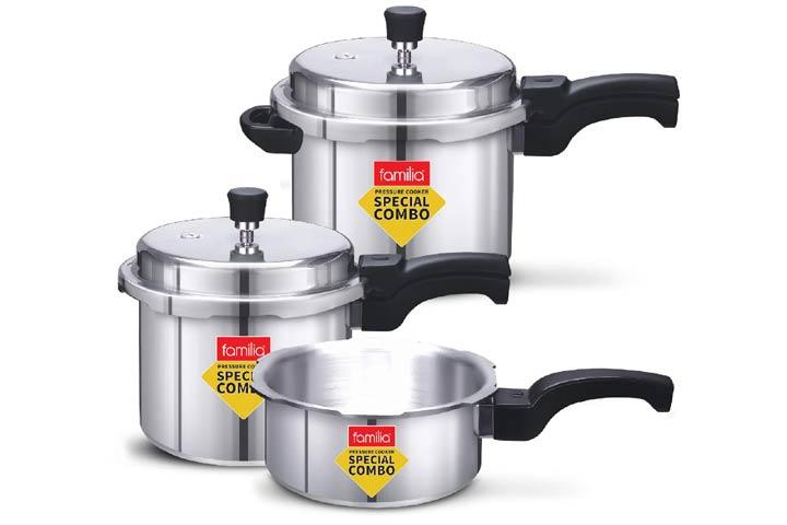 Familia Pressure Cooker Special Combo