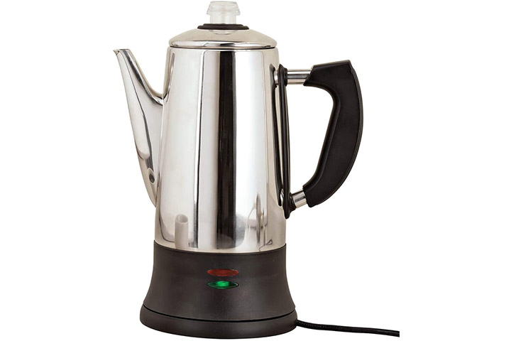 Fox Valley Traders Electric Coffee Percolator