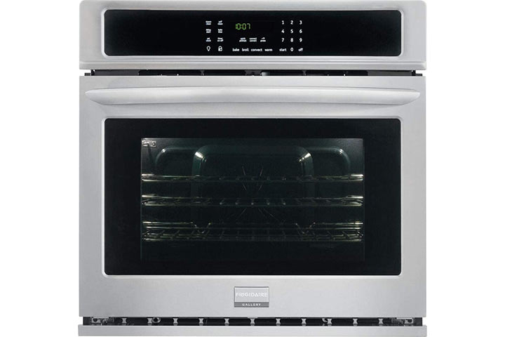 Frigidaire Gallery Stainless Steel Electric Single Wall Oven