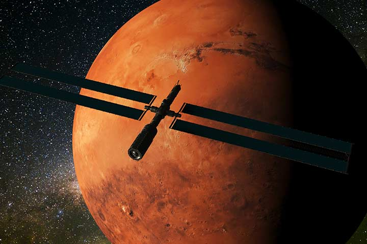 Fun And Interesting Facts About Mars For Kids