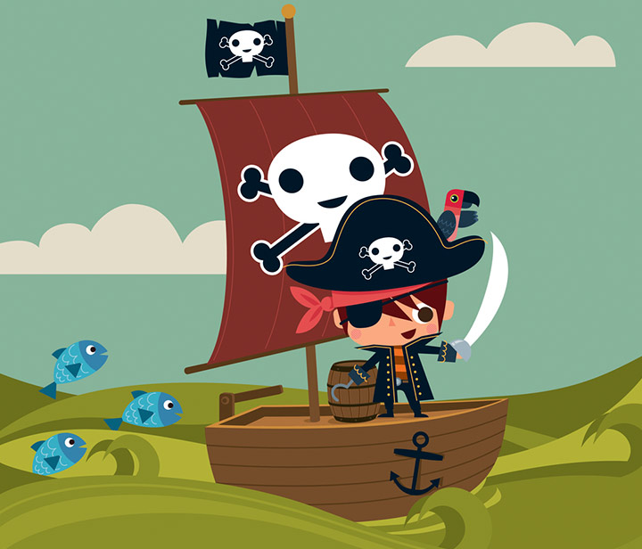 Funny Pirate Jokes For Kids