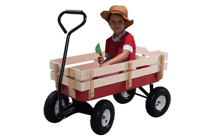 Giantex All-Terrain Cargo Wagon