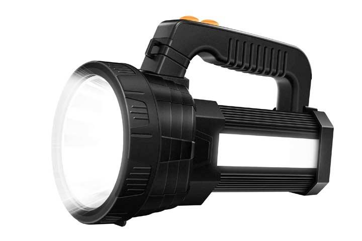 Glandu Rechargeable Tactical Flashlight