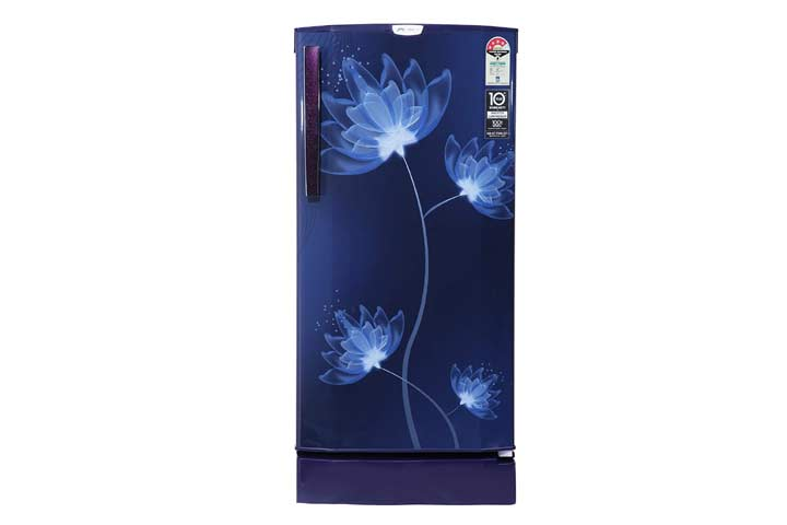 Godrej 190 L 4 Star Inverter Single Door Refrigerator