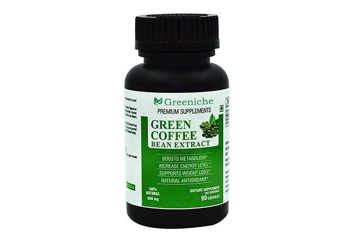 Greeniche Green Coffee Bean Extract