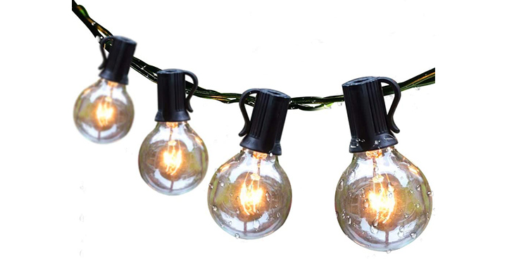 Guddl Outdoor String Lights