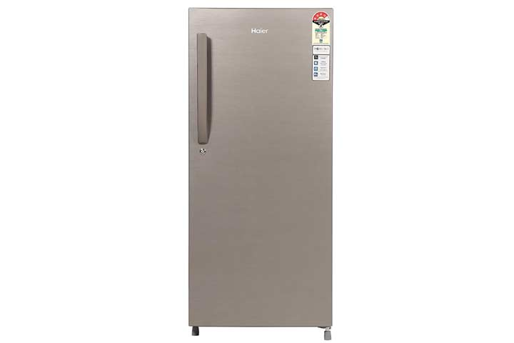 Haier 195 L 4 Star Single Door Refrigerator