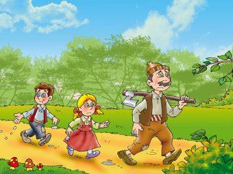हंसेल और ग्रेटल - दो बच्चों की कहानी | Hansel And Gretel Story In Hindi