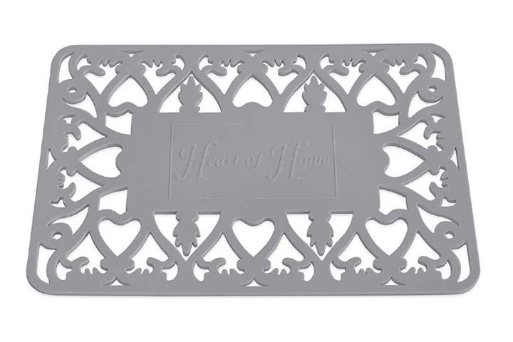Heart of Home Silicone Trivet Hot Pad