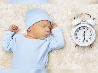 How To Prevent Your Baby From Waking Up At Night