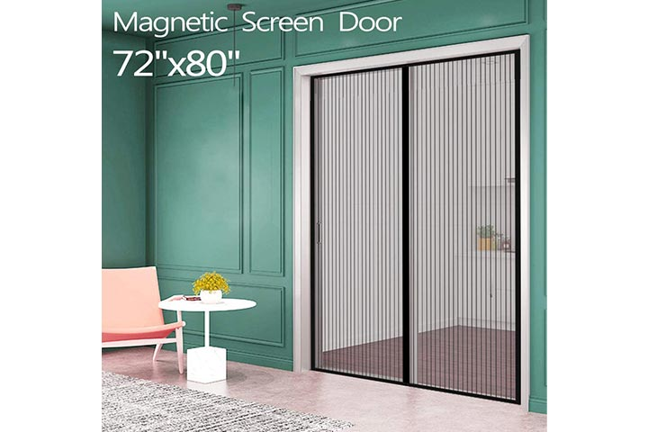 Ikstar Sliding Screen Door