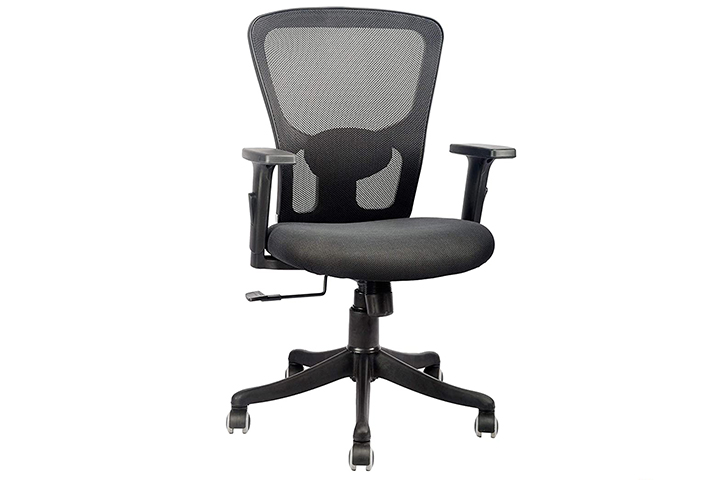 Innowin Jazz Mid-Back Mesh Office Chair