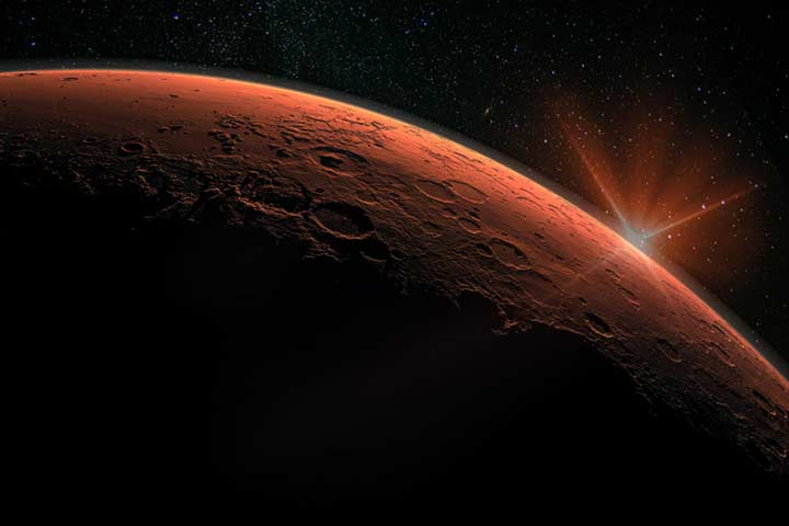 Interesting Mars Facts For Kids