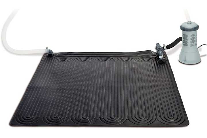 Intex Solar Heater Mat for Above-Ground Swimming Pool