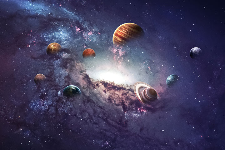 Intriguing And Fun Facts About Space For Kids