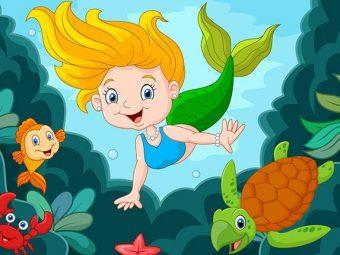 नन्हीं जलपरी की कहानी - द लिटिल मरमेड | Jal Pari Ki Kahani