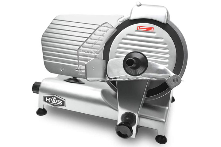 KWS Premium Electric Meat Slicer