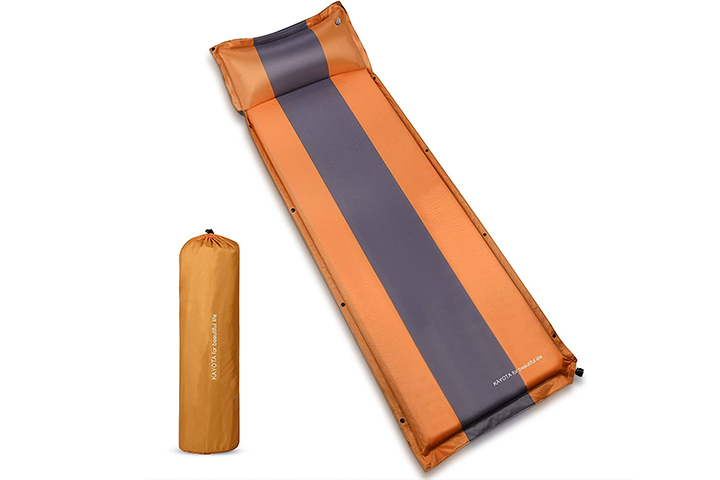 Kayota Lightweight Self-inflating Sleeping Pad