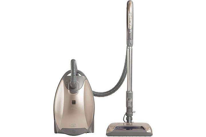 Kenmore Elite 81714 Pet-Friendly Canister Vacuum