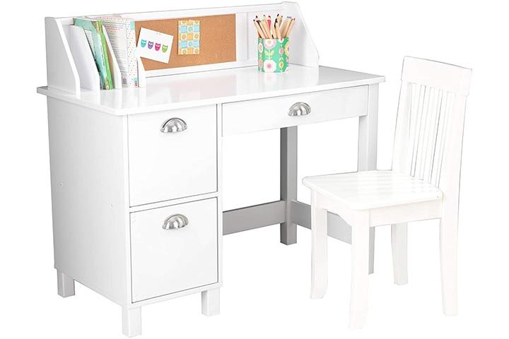 KidKraft Kids Study Desk with Chair