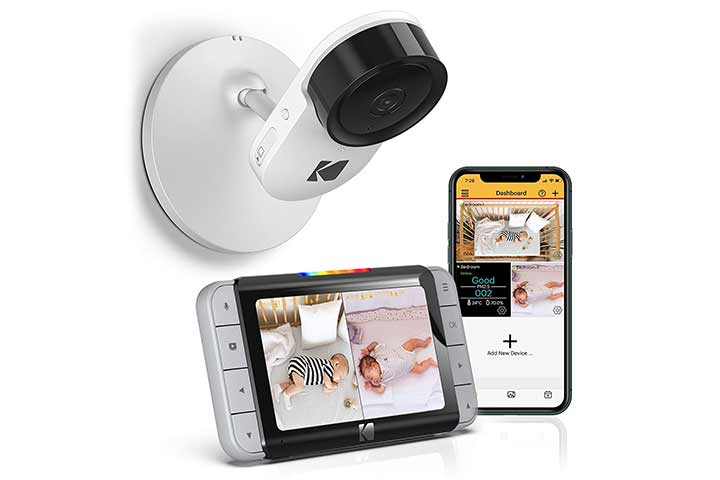 Kodak Cherish C520 Video Baby Monitor
