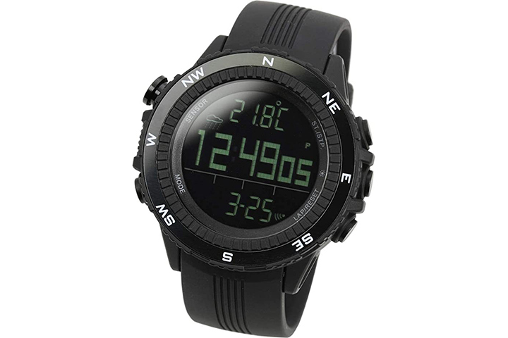 Lad Weather Altimeter Watch
