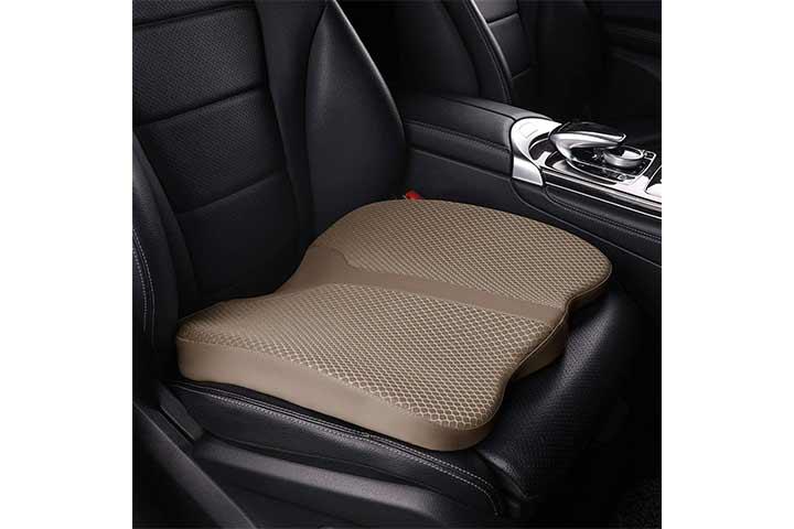 Larrous Car Seat Cushion
