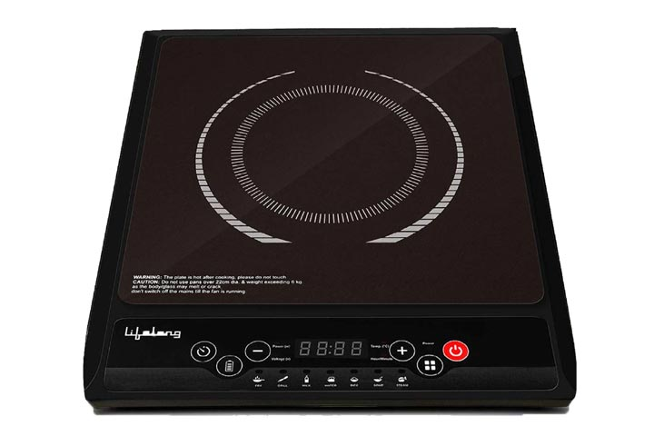 Lifelong Inferno VX LLIC10 Induction Cooktop