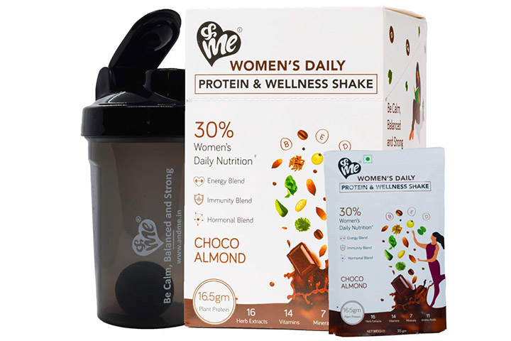 & ME Plant-Based Protein Powder