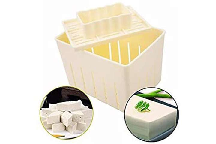 Mangocore Tofu Press With Tofu Cloth