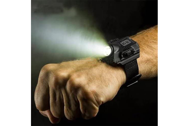 Maxbei Tactical Display Rechargeable Watch