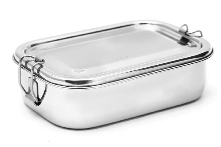 Maxim Mfg Stainless Steel Bento Box