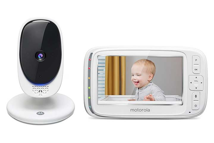 Motorola Comfort 50 Audio & Video Baby Monitor