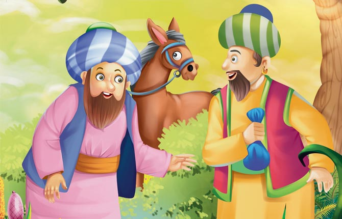 Mulla Nasruddin Aur Paryatak