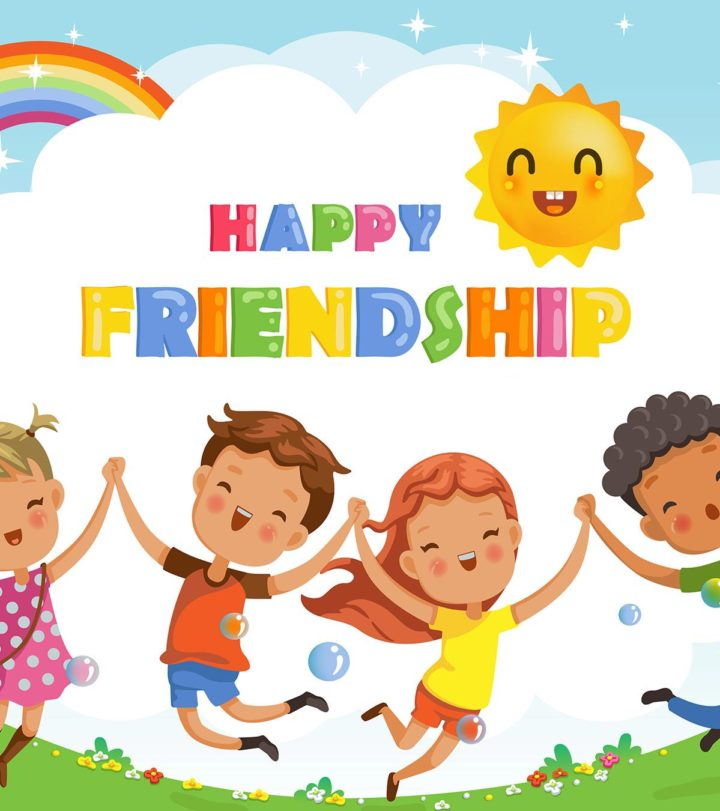 20 Funny And Short Poems About Friendship For Kids