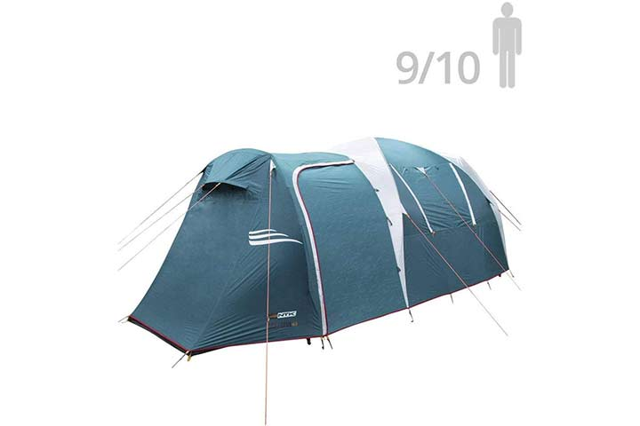 NTK GT 9-10 Person Camping Tent