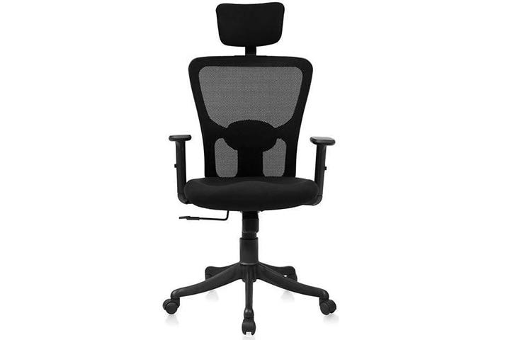 Nemi Agency Medium Back Revolving Office Chair