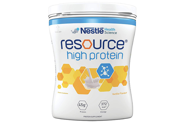 Nestle Resource High Protein