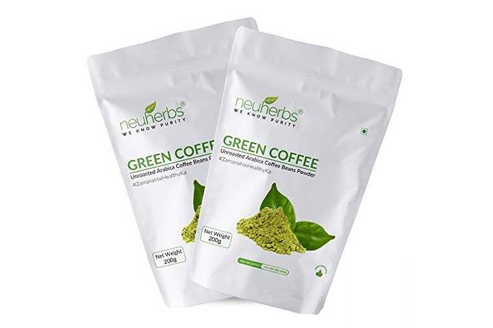 Neuherbs Green Coffee Beans powder