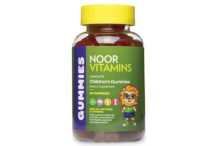 Noor Vitamins Children's Gummies