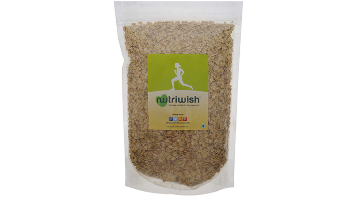 Nutriwish Rolled Oats