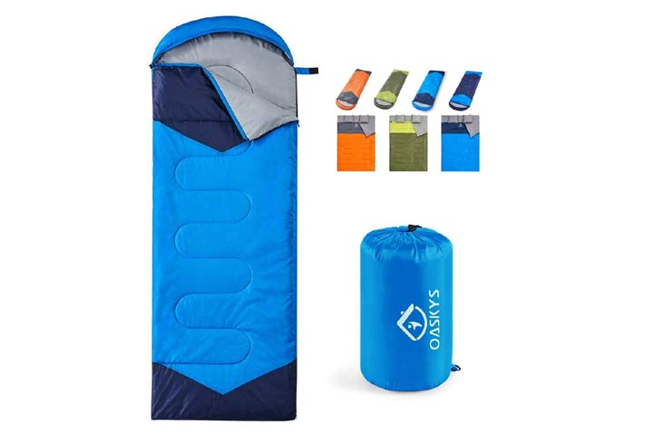 OASKYS Sleeping Bag For Camping