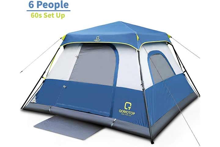 OT QOMOTOP 60s Setup Tent